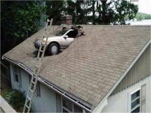 Dachy na wesoło