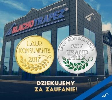 Blachotrapez Nagroda 4